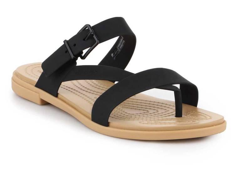 Crocs Tulum Toe Post Sandal W 206108-00W