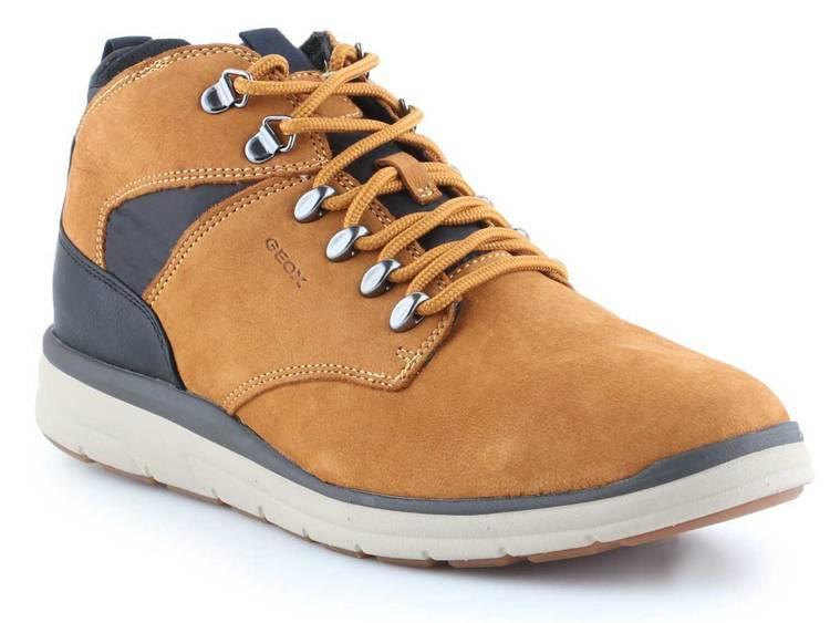 Lifestyle shoes Geox Hallson A - NBK GOAT Lea U945UA-000LT-C2021