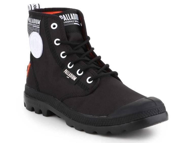 Lifestyle shoes Palladium 76639-001-M