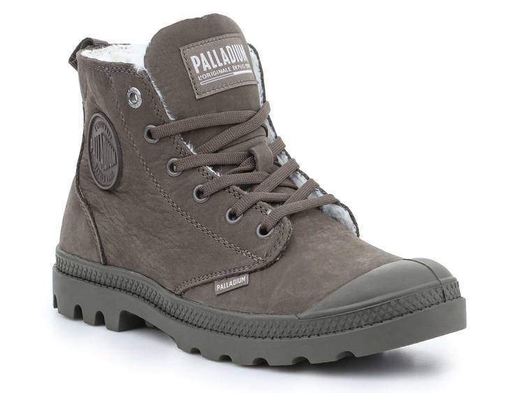 Palladium Pampa HI Zip WL 95982-213-M