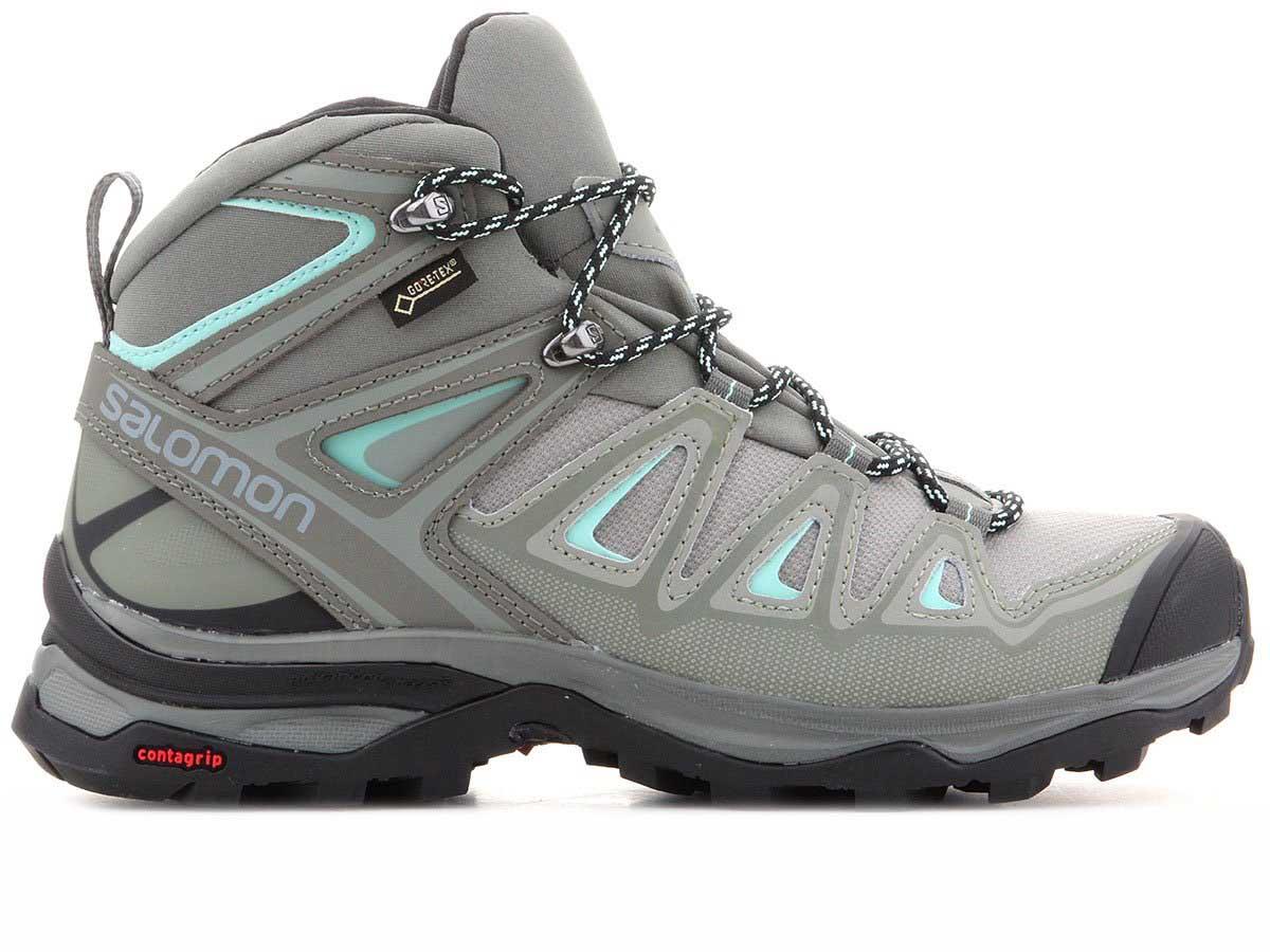 Salomon X Ultra 3 Mid GTX Gore Tex Hiking Boots Men's Size