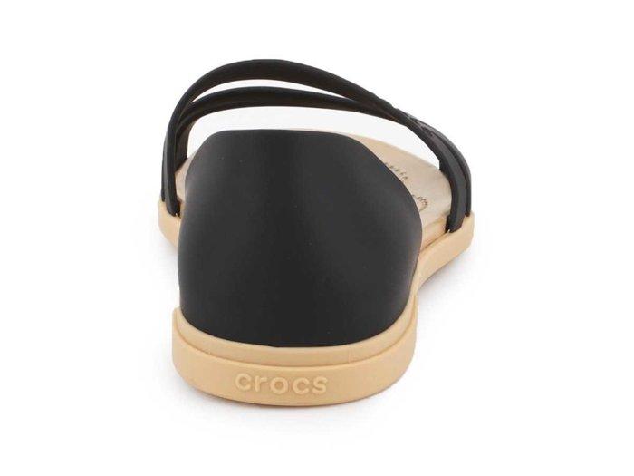 Crocs Tulum Open Flat W 206109-00W