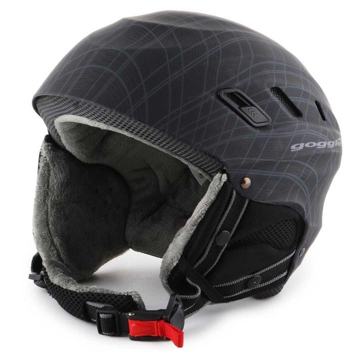 Goggle Dark Grey S200-2