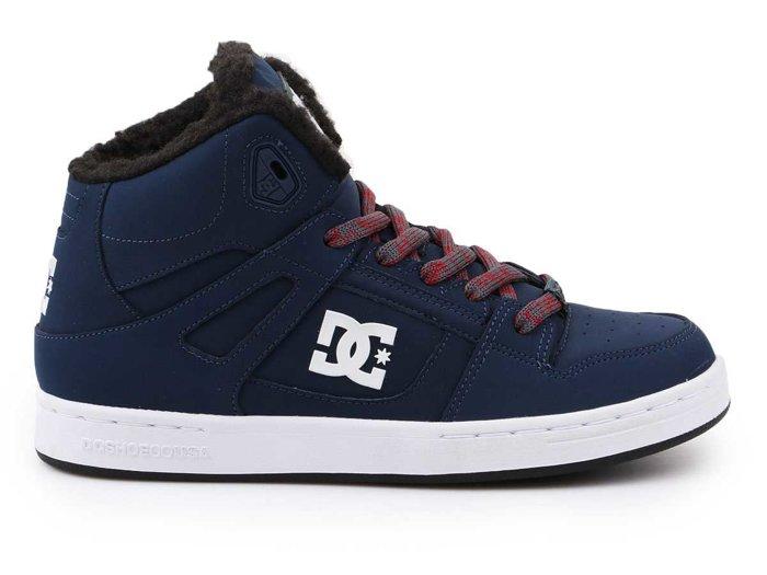 Kids winter shoes DC Rebound Wnt ADBS100076-NGH