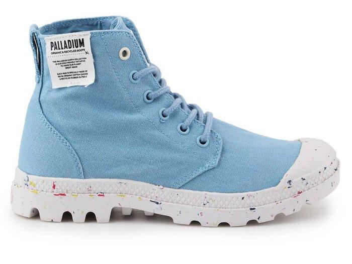 Lifestyle shoes  Palladium Hi Organic 96199-455