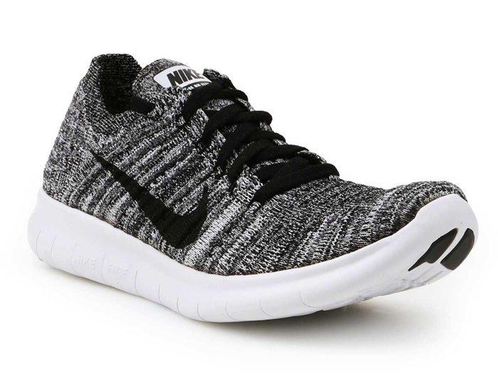 Nike Free RN Flyknit (GS) 834362-100