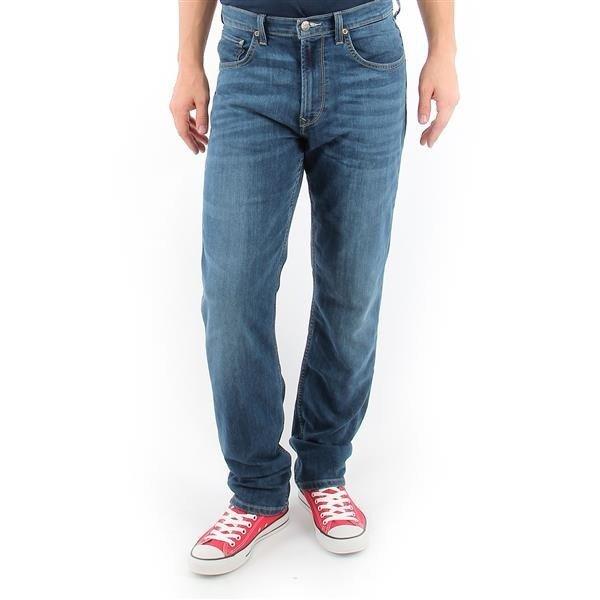 Spodnie Meskie BROOKLYN STH BLUE P L452AAVO