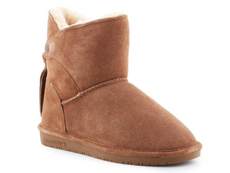 Kinder Winterschuhe BearPaw Mia Youth 2062Y-220 Hickory II