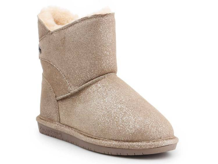 Schuhe BearPaw Mia Youth 2062Y Pewter Distressed