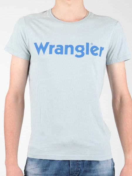 T-Shirt Wrangler S/S Graphic Tee W7A64DM3E