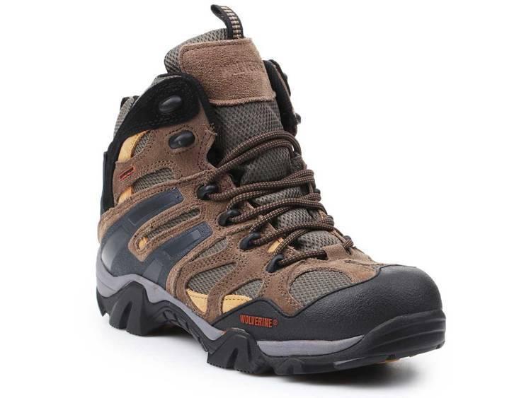 Trekkingschuhe Wolverine Wilderness WO5745