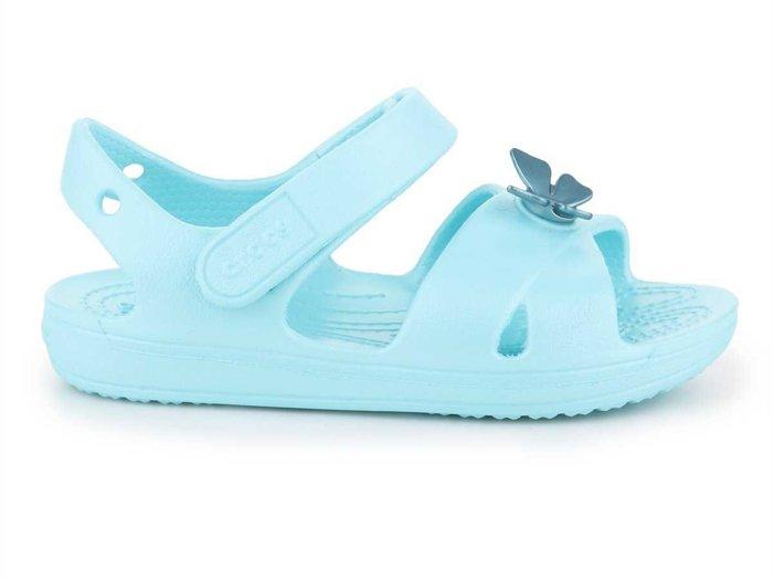 Crocs Classic Cross-Strap Sandal 206245-4O9