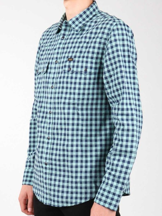 Herrenhemd Lee Rider Shirt L851ICSB