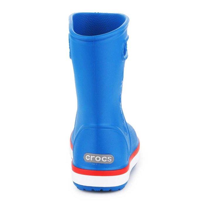Kinder-Gummistiefel Crocs Crocband Rain Boot K 205827-4KD