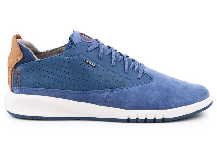 Lifestyle Schuhe Geox U Aerantis A-Suede U927FA-02243-C4001