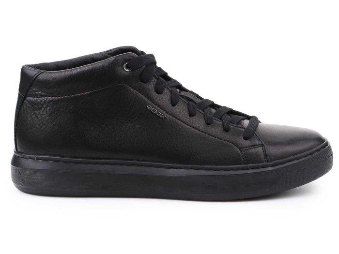 Lifestyle Schuhe Geox U Deiven G - Tumb.Oil.Lea U845WG-OOOFV-C9999