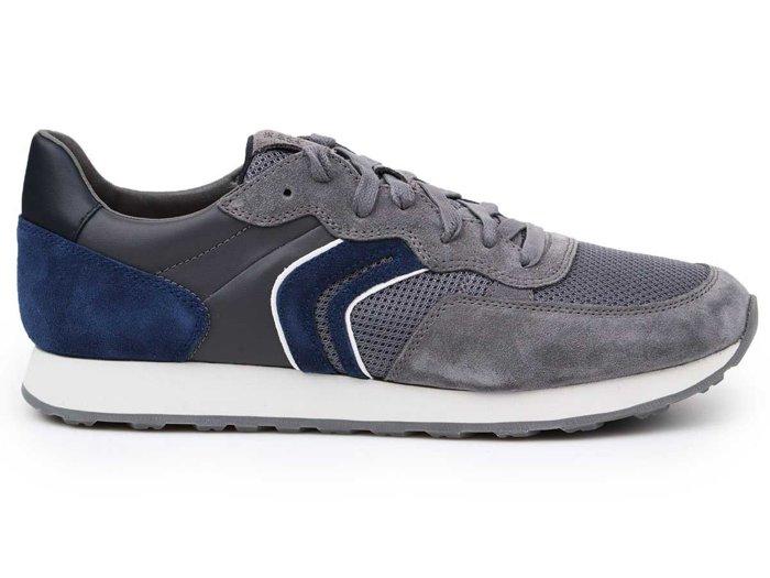 Lifestyle Schuhe Geox U Vincit B U845VB-02214-C1F4R