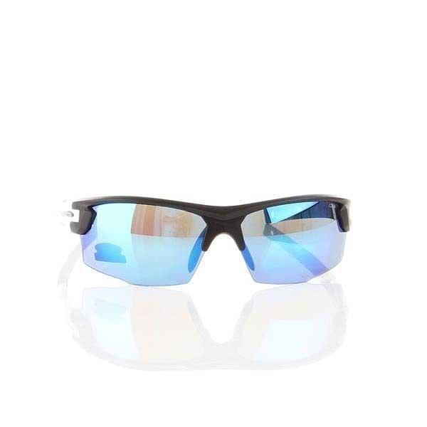 Okulary Przeciwsłoneczne Goggle Matt Black/White E840-3