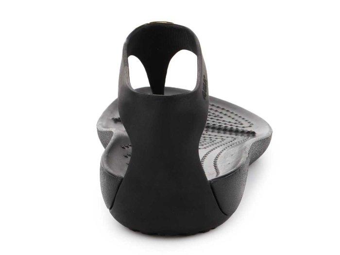 Sandale Crocs Serena Metallic Bar FP W 206420-751
