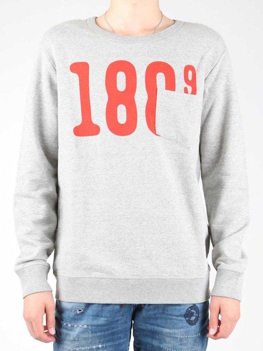 Sweatshirt Lee Pocket Crew SWS L81APP37
