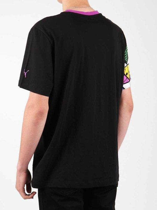 T-Shirt Puma Text Me Tee 554738-01