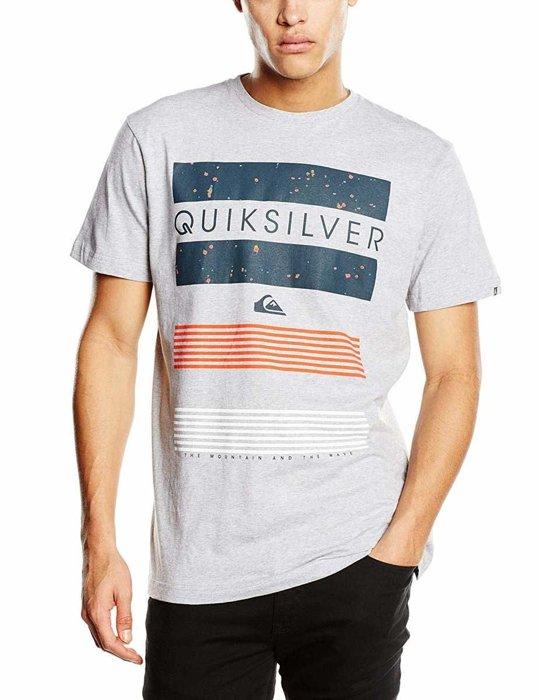 T-shirt Quiksilver EQYZT03623-SGRH