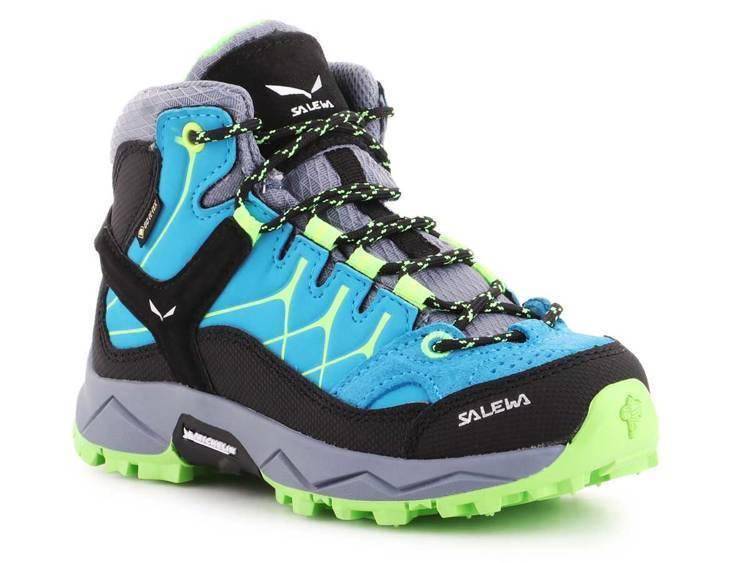 Buty trekkingowe Salewa Jr Alp Trainer Mid GTX 64010-8375