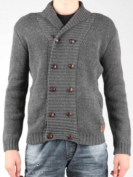 Sweter Lee Knit Caridgan L620OG06