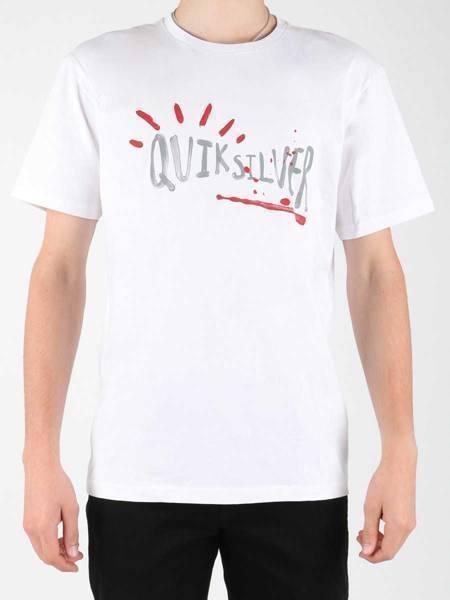 T-shirt Quiksilsilver EQYZT00001-WBB0