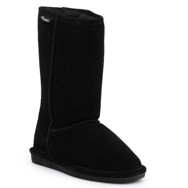 Zimowe buty dziecięce BearPaw 618Y Black Neverwet