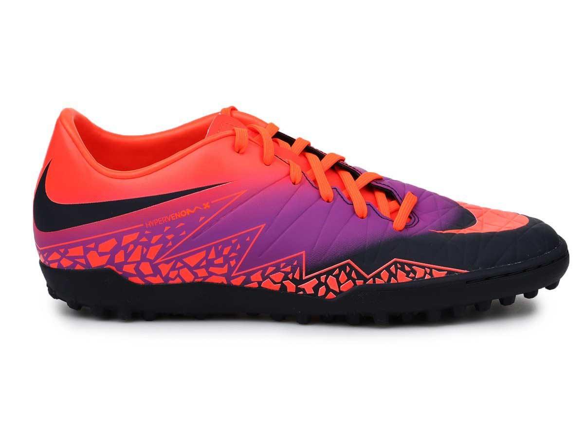 Buty do piłki nożnej Nike Hypervenom Phelon II TF 749899 845