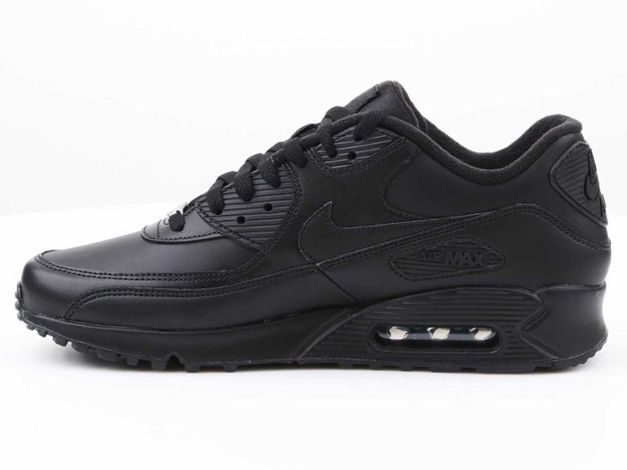 Buty lifestylowe Nike Air Max 90 Leather 302519-001
