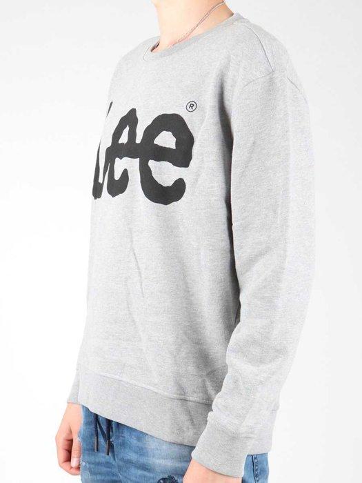 Bluza Lee Logo SWS L81QUB37
