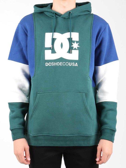 Bluza z kapturem DC SEDYFT03352-GSR0