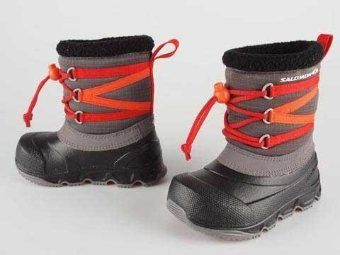 Buty dziecięce zimowe Salomon RX OBE Boys 118507-19 L0