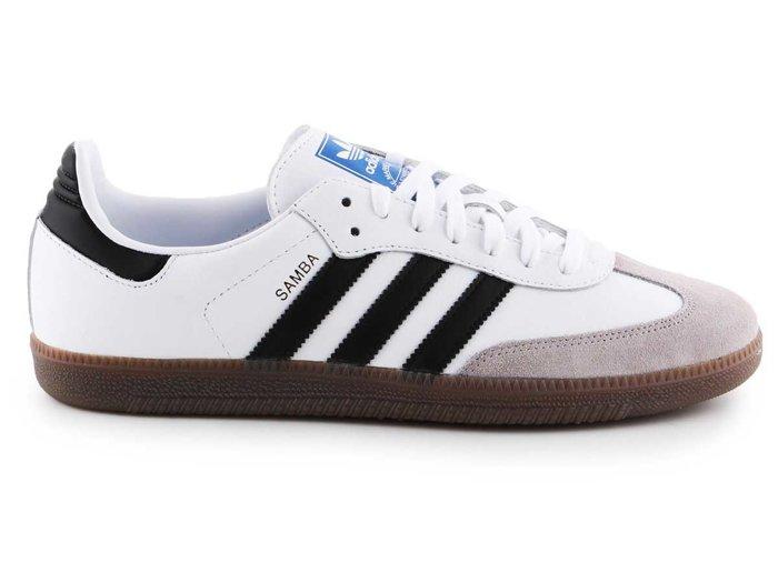 Buty lifestylowe Adidas Samba OG B75806