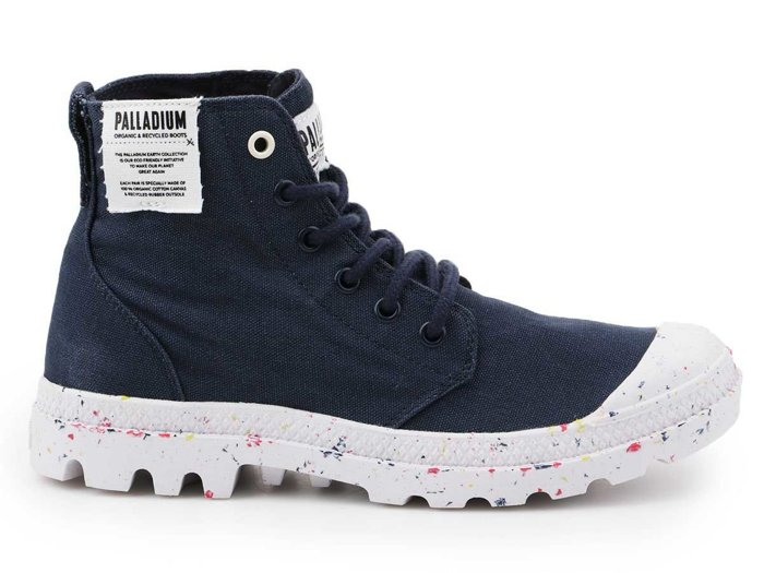 Buty lifestylowe Palladium Hi Organic Mood 96199-458