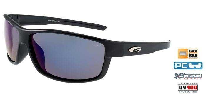 Goggle E913-3P black