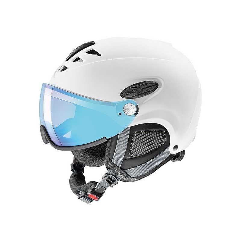 Kask Uvex HLMT 300 Vario White Mat 566203-1004