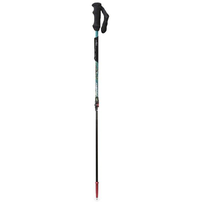 Kije skitourowe Dynafit Broad Peak Green/Neon 08-0000048338