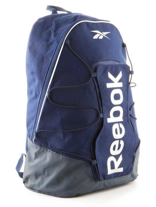 Plecak Reebok Urban Backpack Blue CA K83400