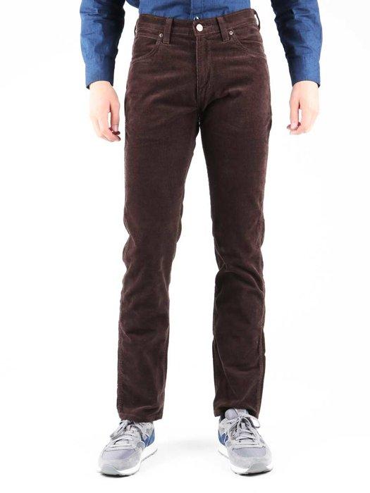 Spodnie sztruksowe Wrangler Arizona Stretch W12ON9135