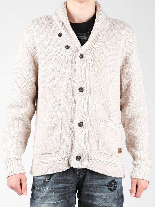 Sweter Lee Chunky Cardigan L685OF83