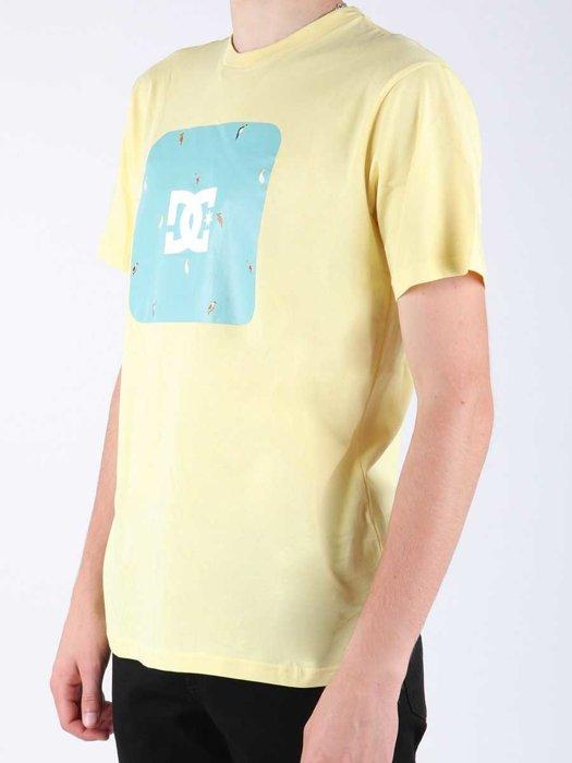 T-shirt DC EDYZT03777-YZL0