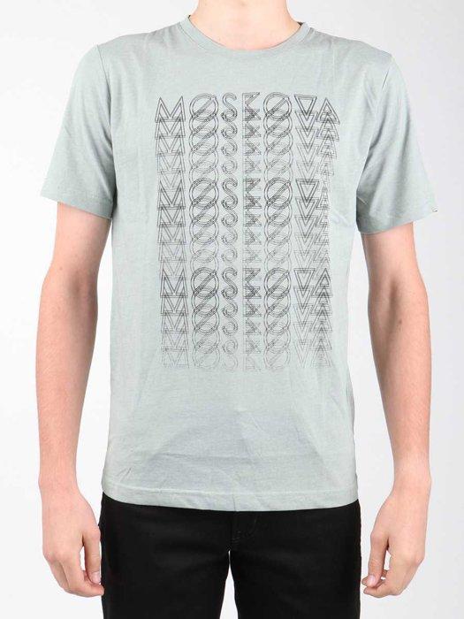 T-shirt Moskova MGMTS004