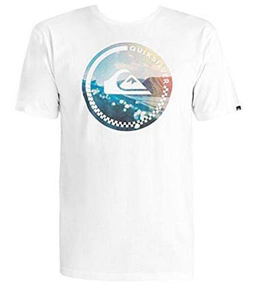 T-shirt Quiksilver  EQYZT03690-WBB0